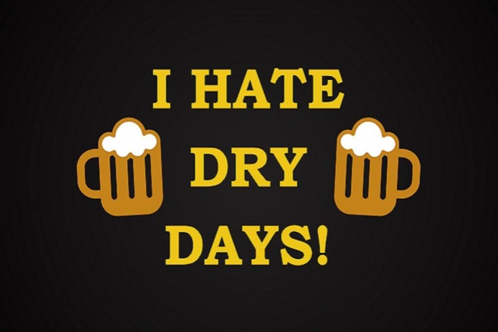 Why Dry Days