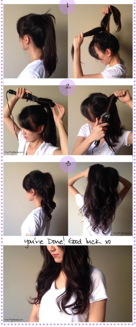 Hairstyles for Girls for Hurry