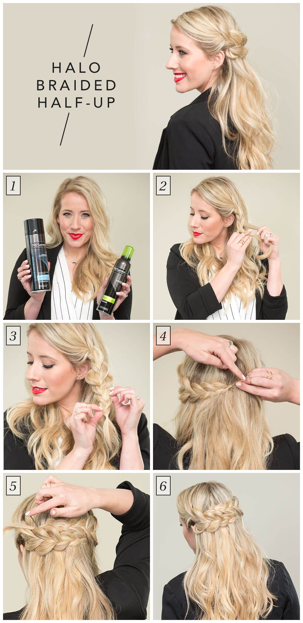 Cool Girl Hairstyles for Office