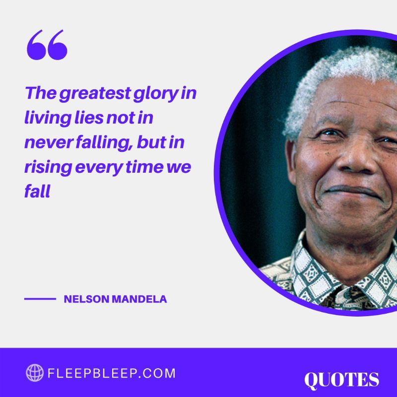 Nielson Mandela Quotes