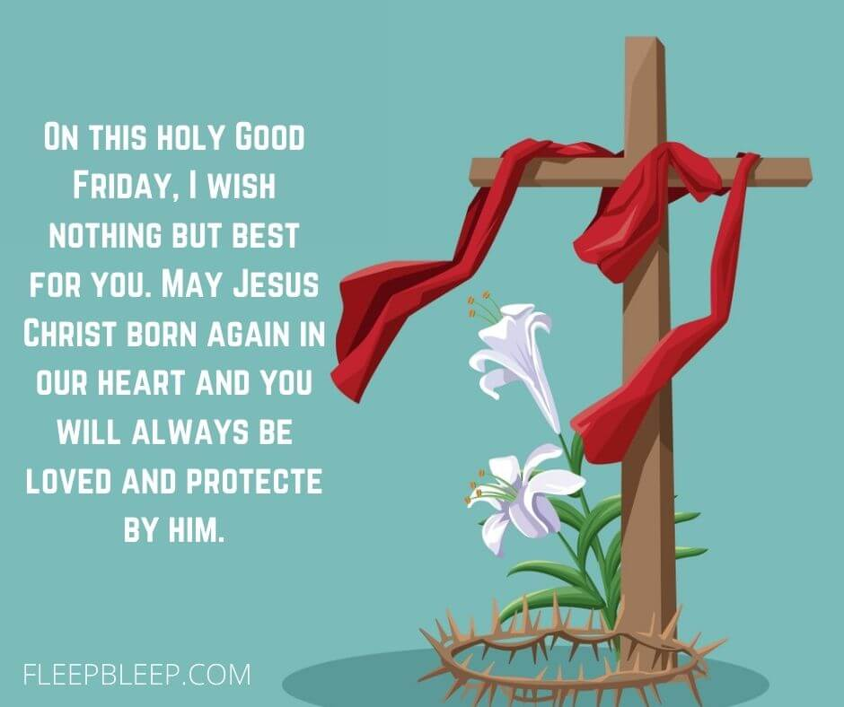 Happy Good Friday 2021 Wishes