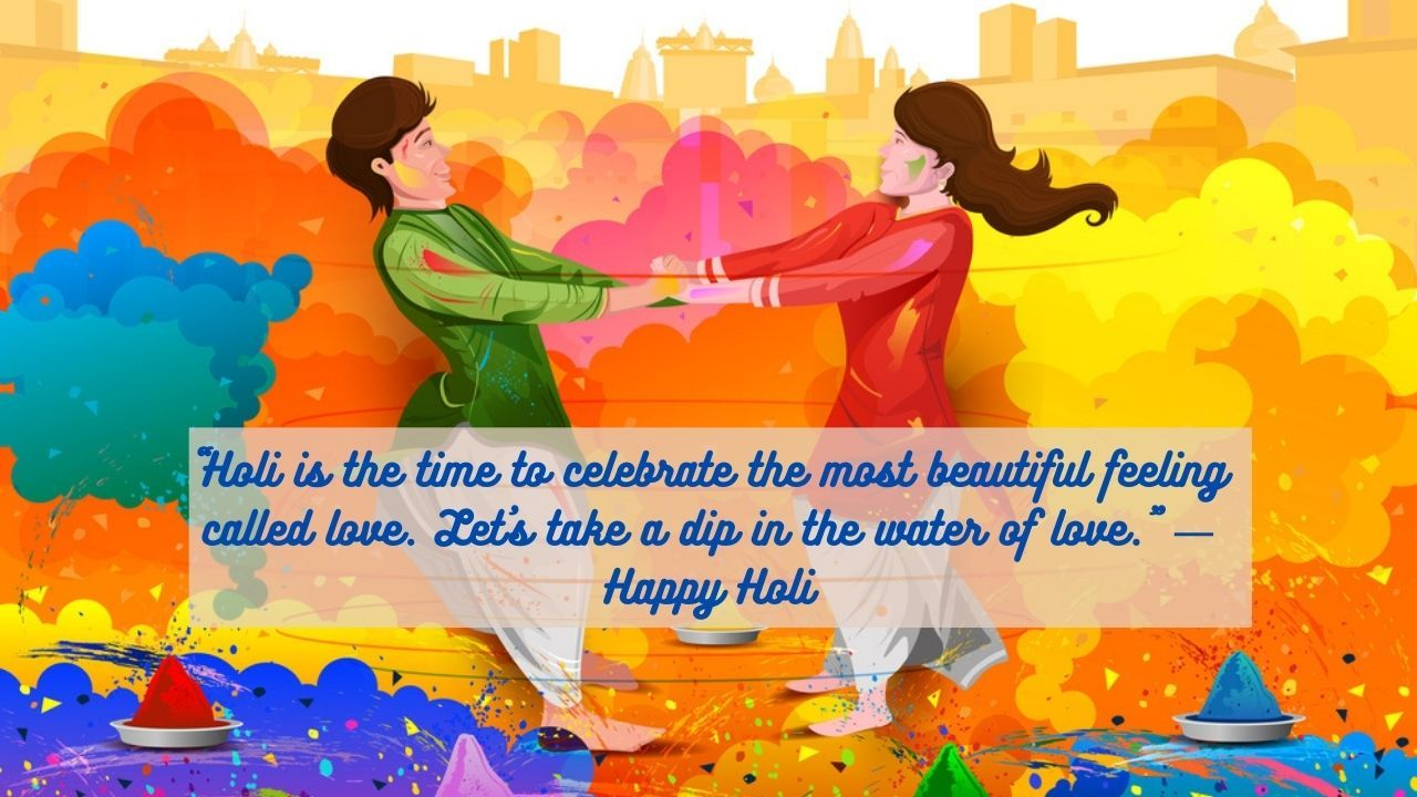 Happy Holi 2021 Messages