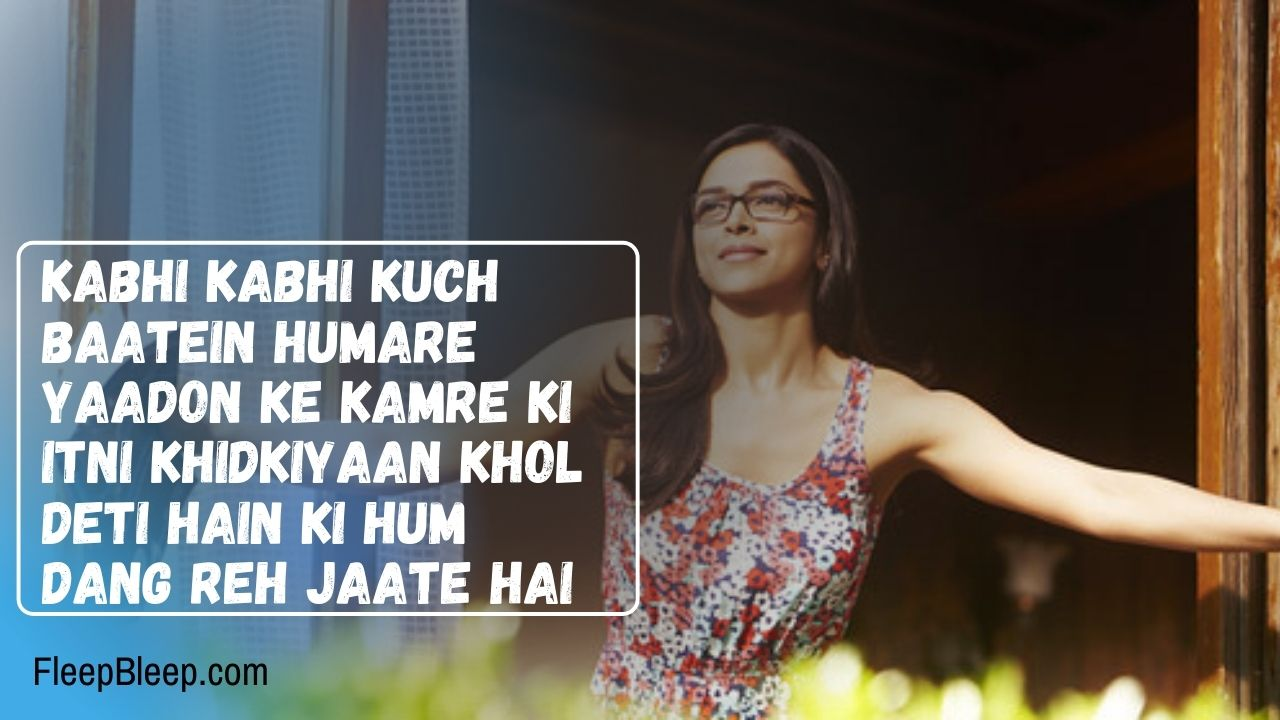 Best Dialogues from YJHD
