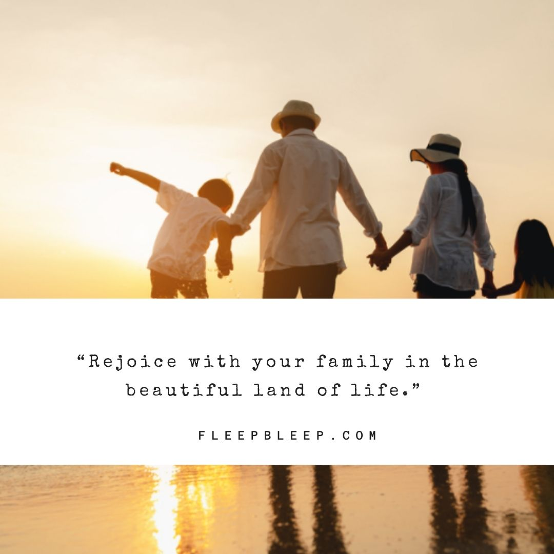 Bonding with Family Quotes
