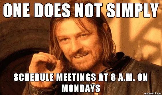 disgusting monday memes