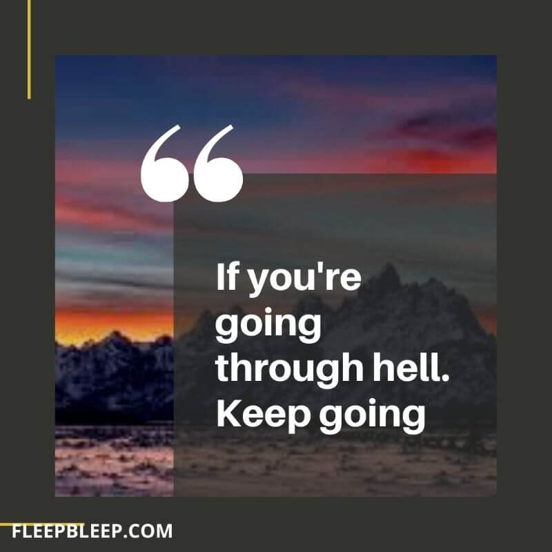 best quotes never give up
